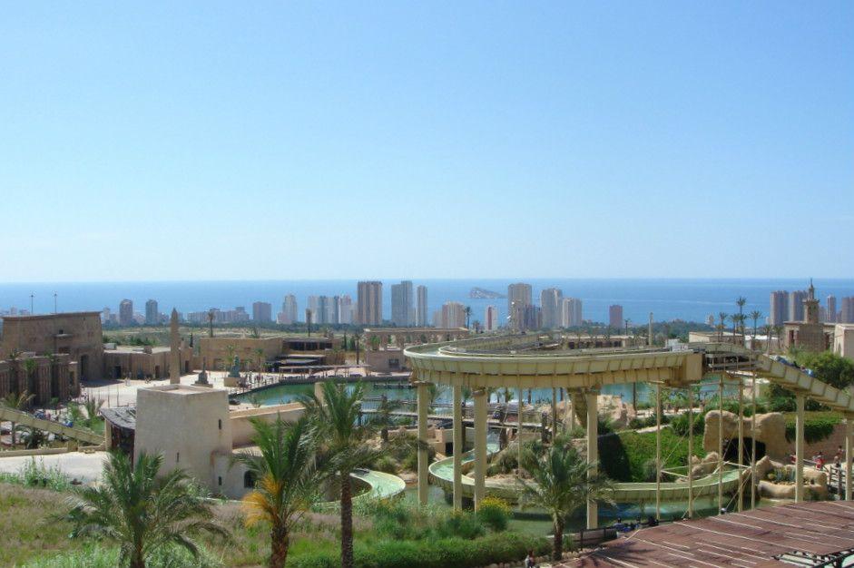 古代地中海のテーマパーク