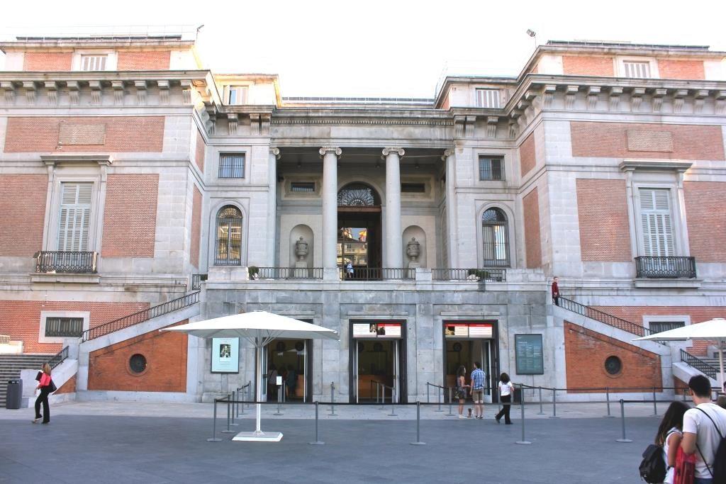 アトーチャ駅付近の必見美術館2− プラド美術館