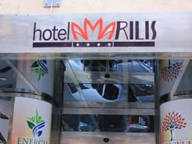 プラハ新市街まで5分!アマリリスは四つ星快適ホテル