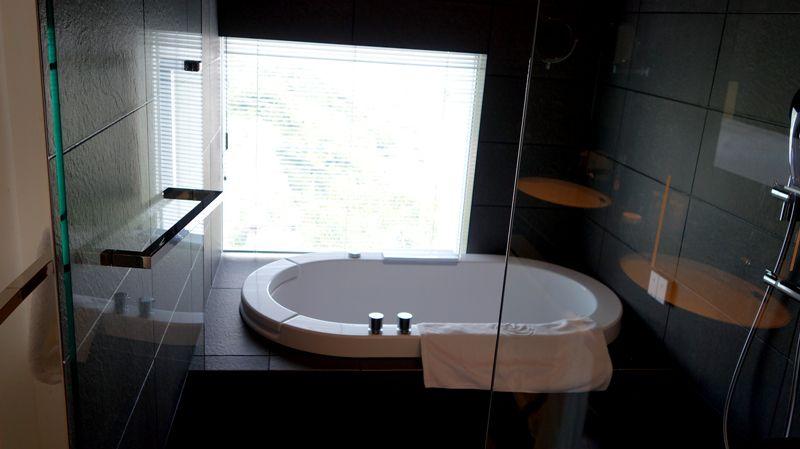 ビューバス&ブルガリのアメニティ。ラグジュアリー感満載のバスルーム