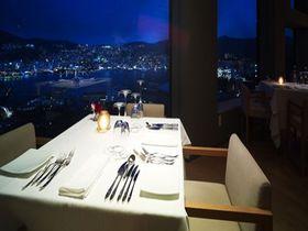 ラグジュアリーに夜景を楽しむ「ガーデンテラス長崎 ホテル&リゾート」