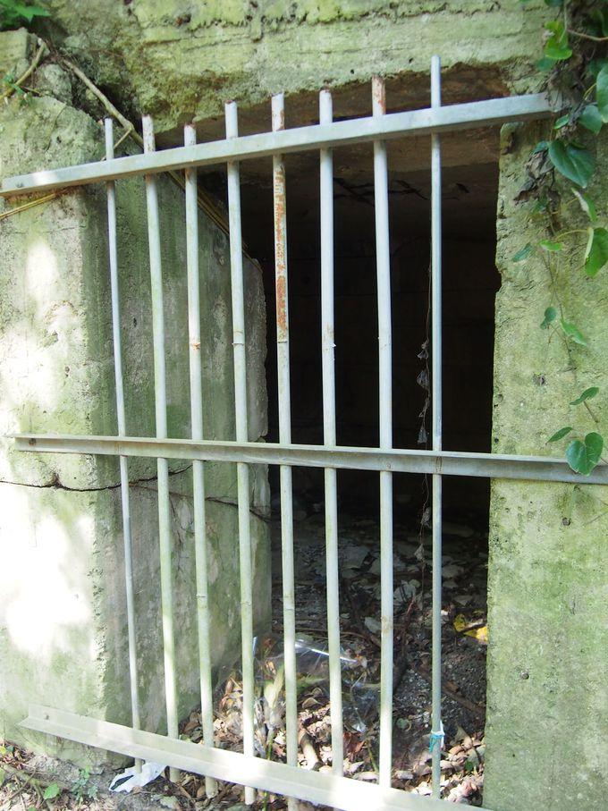 スタートは、世界遺産・首里城のそば「第32軍司令部壕」