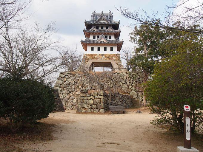 淡路島にもお城が!天守台からは大阪湾、紀淡海峡が一望「洲本城」