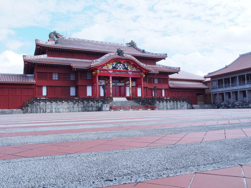 世界遺産!琉球王国の王城で知る歴史とグスク〜首里城〜