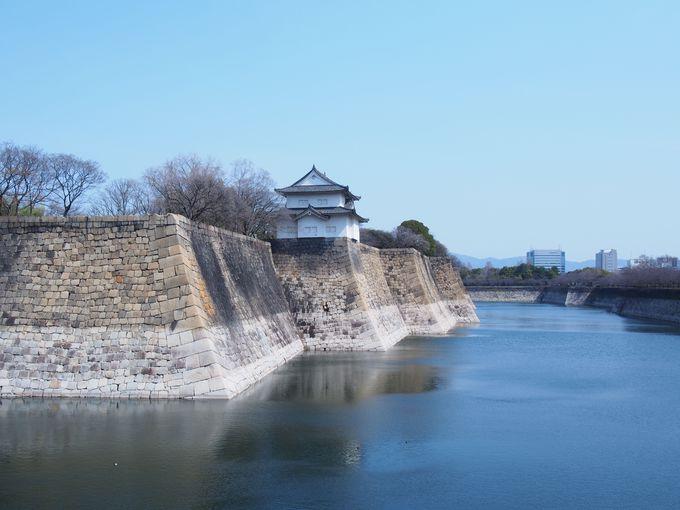 日本一美しい横矢掛かり「南外堀」