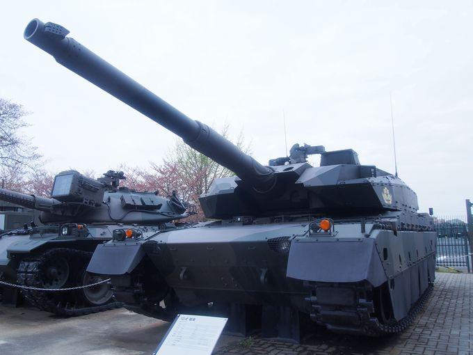 世界最高水準の国産戦車、10式戦車