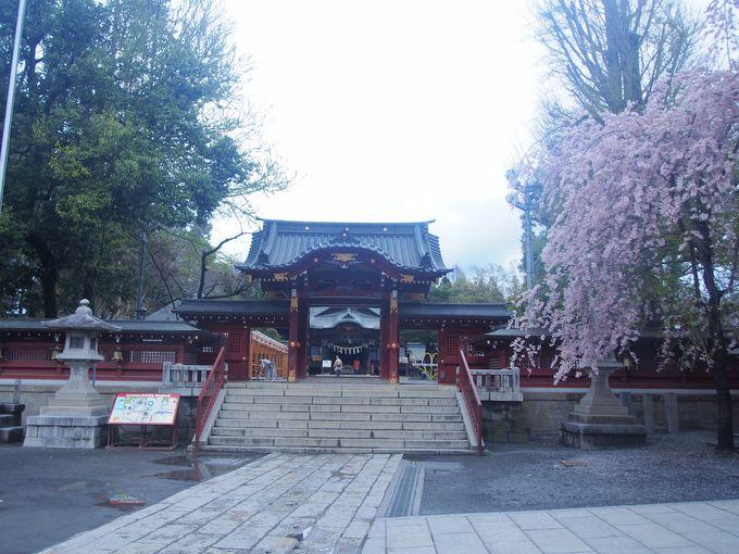 2.秩父神社