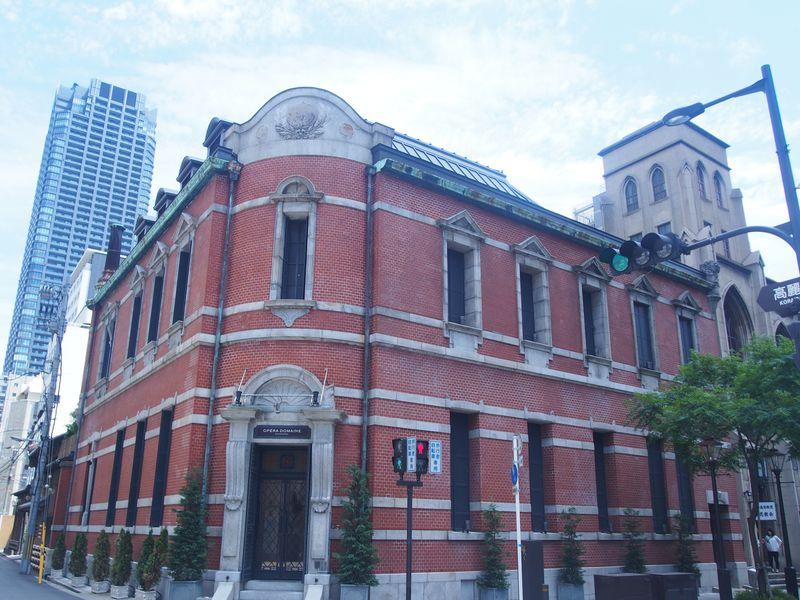街に息づく近代建築が大阪探訪の...