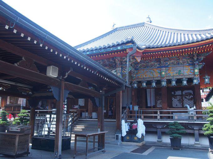 安産祈願の名刹で仏様方々をご拝見「中山寺」(宝塚)