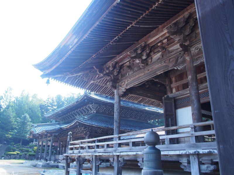 木彫三昧!富山・井波の名刹で匠の技を堪能する〜瑞泉寺〜