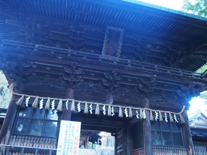 政宗の忠義を後世に伝える「仙台東照宮」