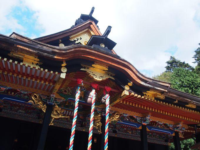 絢爛豪華な仙台総鎮守「大崎八幡宮」