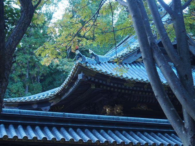 伊達家仙台藩の威信をかけた「東照宮本殿」
