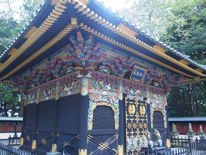 どこまでも派手な桃山建築の霊屋「瑞鳳殿」