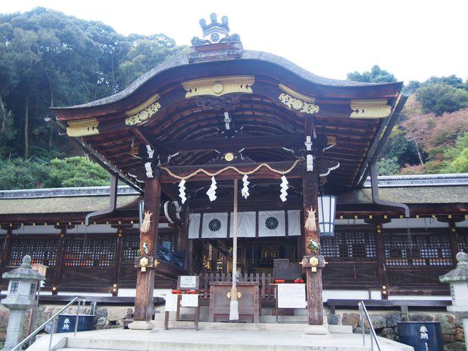 京都鎮護の名社「松尾大社」