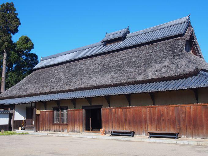 三木家の歴史と自慢の主屋