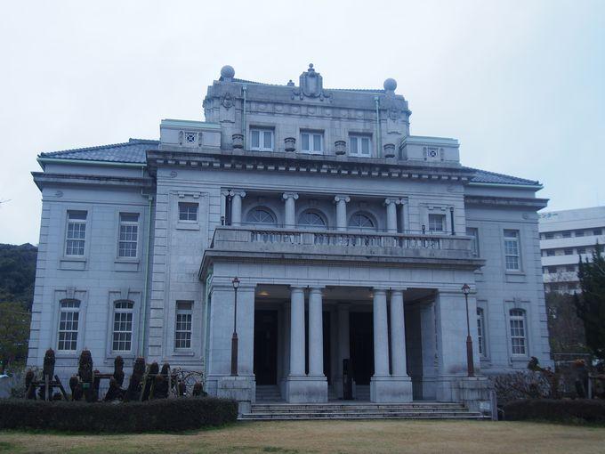 大正生まれの旧鹿児島県庁舎「県政記念館」