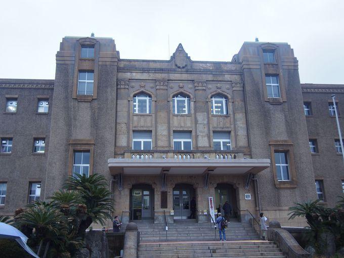 面白い建物はエピソードにも事欠かず「鹿児島市中央公民館」