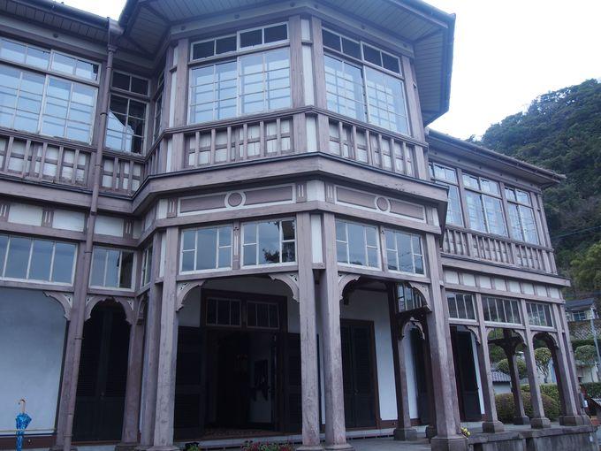 日本近代建築史の序幕を語る「旧鹿児島紡績所技師館」