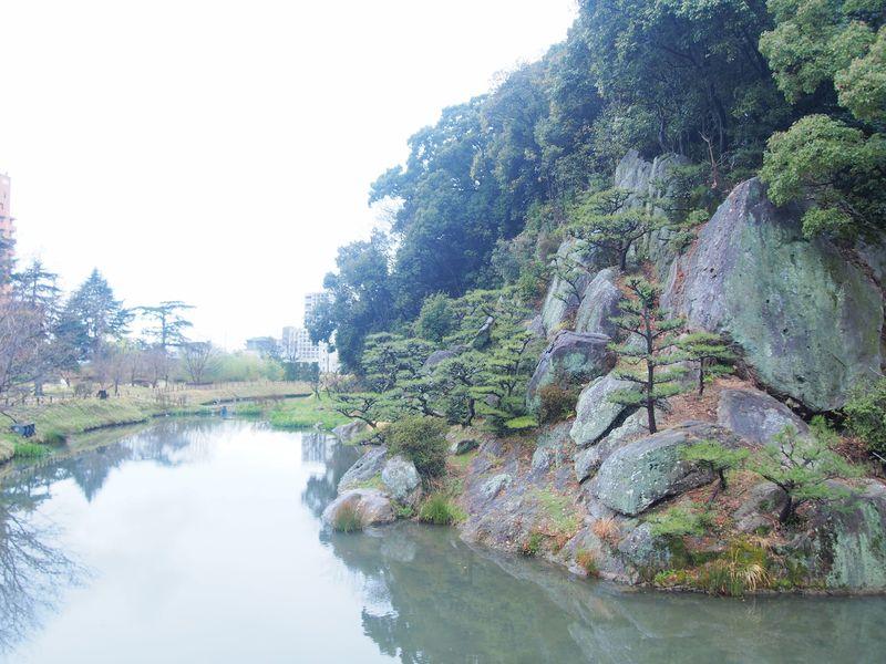 かつては伊予の中心。街に残る古城の味わい〜松山・湯築城〜