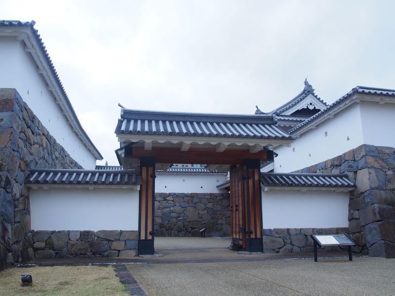 東国の要地にそびえる総石垣の名城〜甲府城〜