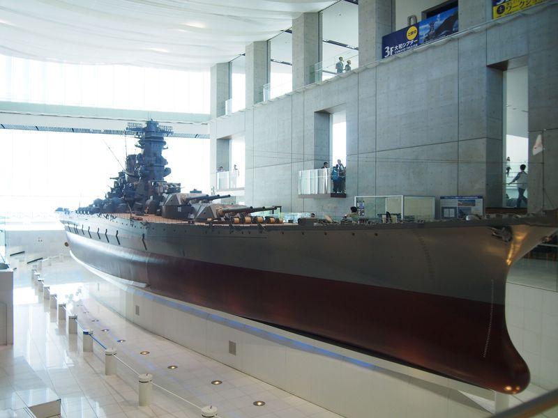 日本の海上戦力と生きてきた異彩を放つ港町〜広島・呉〜