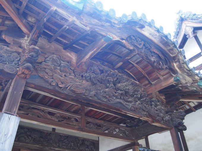 木彫の凄まじさ「正覚院」