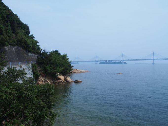 瀬戸大橋の景色