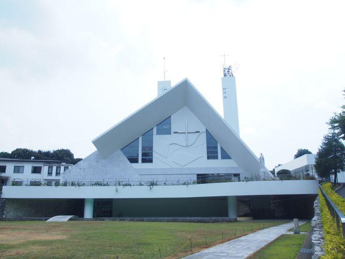 31代・義隆時代の西洋文化の流入を伝える「山口ザビエル記念聖堂」