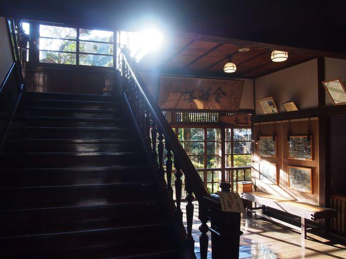 日奈久温泉を代表する屈指の老舗宿「金波楼」
