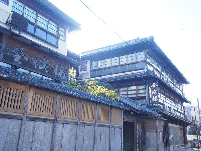 八代海に臨む、ノスタルジー漂う熊本の名湯〜日奈久温泉〜