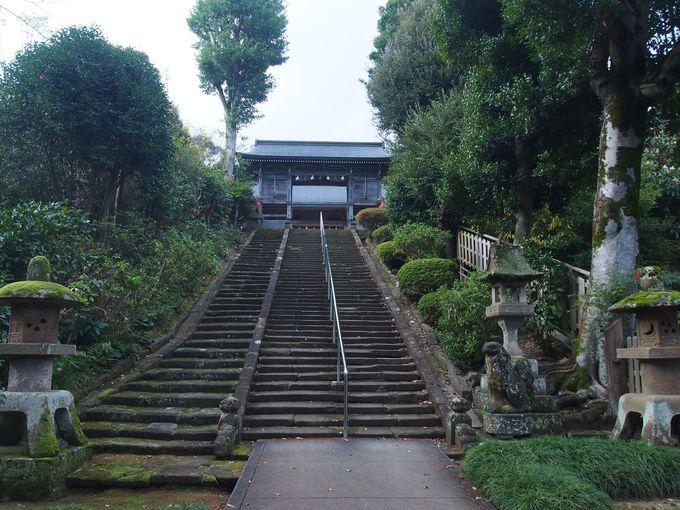 城の弱点を補う?「北ノ丸」と「城山稲荷神社」