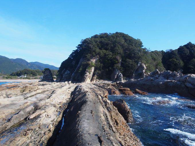 竜串海岸「大竹小竹」