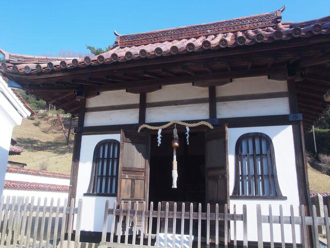 池田光政を祀る「閑谷神社」