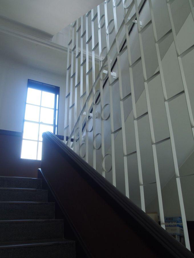 ユニークさが光る「旧逓信省下関電信局電話課庁舎」