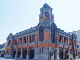 北九州の要港にそびえる美麗な塔屋〜門司港・旧大阪商船〜