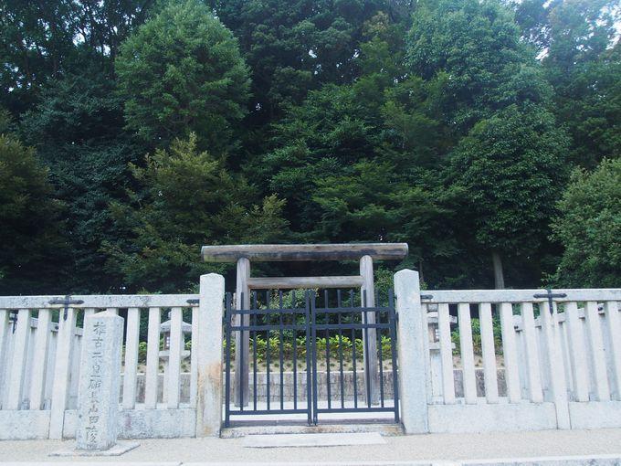 日本最初の女帝が眠る「推古天皇陵」