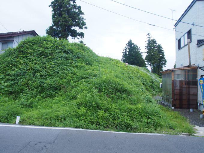 茂森町桝形から実感される禅林街の機能