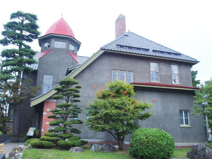 弘前が誇る実業家の別邸もドイツ風「藤田記念庭園・洋館」