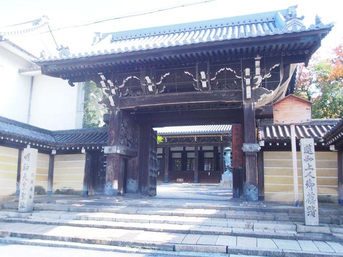 堺最大の木造建築「本願寺堺別院」