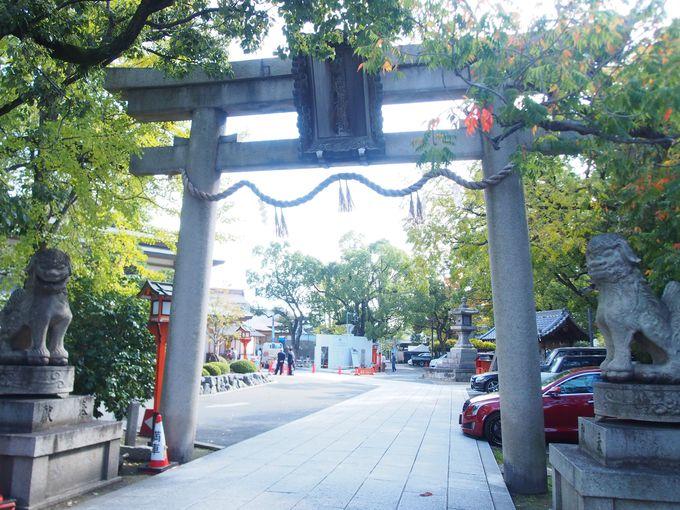 堺のアイデンティティ「方違神社」