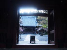 鎌倉きっての悲劇の舞台。比企氏を偲ぶ深い谷〜妙本寺〜