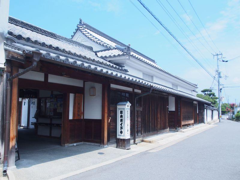 讃岐国の中心だった小さな港町〜東かがわ・引田〜