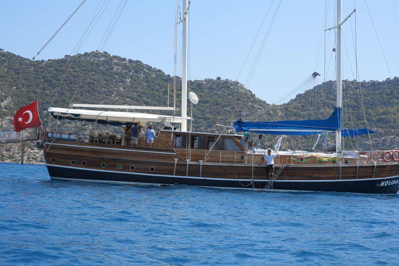 海の上で1週間!トルコの海で一度は体験したいブルーツアー・クルーズ