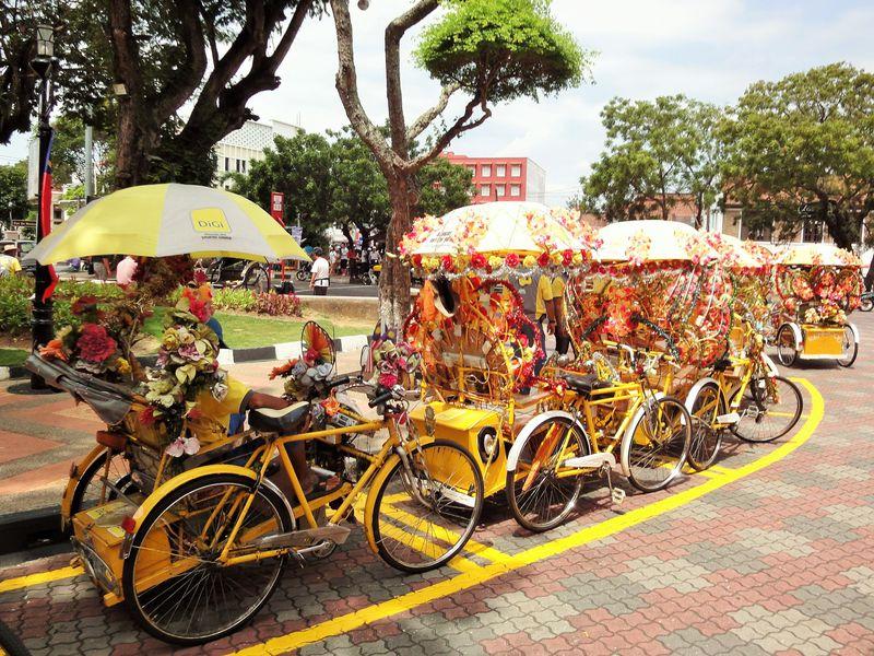 マレーシアの世界遺産マラッカ!多様な文化が入り混じる華やかな古都