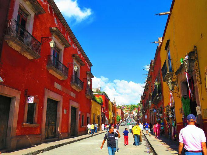 サンミゲル・デ・アジェンデ(San Miguel de Allende) 行き方