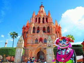 メキシコ『サンミゲル・デ・アジェンデ 』テーマパークのように華やかな街