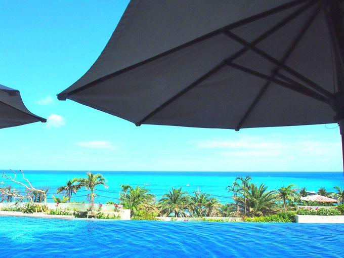 2.オーシャンビューホテルで沖縄リゾート女子旅