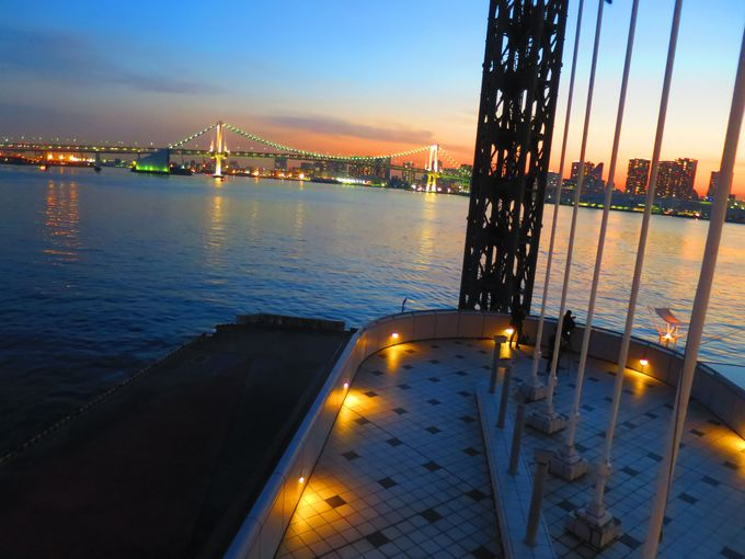 東京の夜景スポットを一望