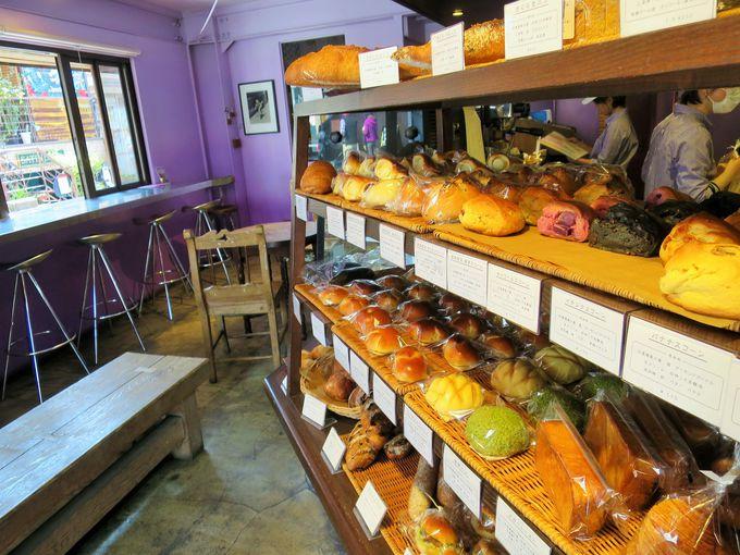 天然酵母のかわいいパンがズラリ!『中目黒ロータス(NAKAMEGURO LOTUS)』